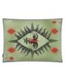 Christian Lacroix Kudde Madame Fleur Printemps Cushion 60 x 45cm CCCL0576 (1-PACK ) Kampanj 25% rabatt på hela köpet över 5000 kr (gäller ej rea och tyger) KOD. GTGYTKXL - Visar Kudde baksida