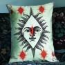 A Nyhet Christian Lacroix Kudde Madame Fleur Printemps Cushion 60 x 45cm CCCL0576 (1-PACK )