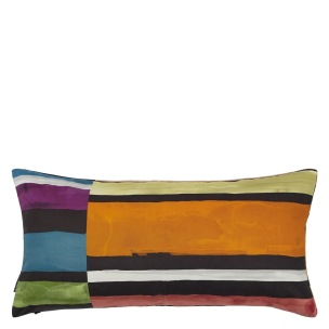 A Nyhet Christian Lacroix Kudde Sweet Night And Day Multicolore Cushion 60 x 30cm CCCL0579 (1-PACK) - Kudde per st