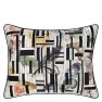 A Nyhet Christian Lacroix Kudde Lovely Escape Multicolore Cushion 60 x 45cm CCCL0574 (1-PACK ) - 2-pack Kuddar med rabatt