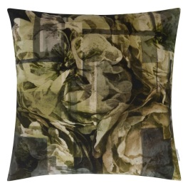A Nyhet Designers Guild Kudde Fleur Noveau Birch Cushion 55 x 55cm CCDG0927 (1-PACK)