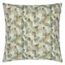 Designers Guild Kudde Geo Moderne Pewter Cushion 50 x 50cm CCDG0931 (1-PACK) Kampanj 25% rabatt på hela köpet över 5000 kr (gäller ej rea och tyger) KOD. GTGYTKXL - Visar kudde baksida