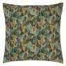 A Nyhet Designers Guild Kudde Geo Moderne Bronze Cushion 50 x 50cm CCDG0930 (1-PACK) - Visar kudde baksida