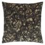 Designers Guild Kudde Dahlia Noir Slate Cushion 55 x 55cm CCDG0922 (1-PACK) Kampanj 25% rabatt på hela köpet över 5000 kr (gäller ej rea och tyger) KOD. GTGYTKXL - Visar kudde baksida