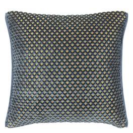 A Nyhet Designers Guild Kudde Portland Delft Cushion 43 x 43cm CCDG0954 (1-PACK)