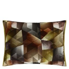 A Nyhet Designers Guild Kudde Maurier Ochre Cushion 60 x 45cm CCDG0952 (1-PACK)