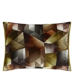 A Nyhet Designers Guild Kudde Maurier Ochre Cushion 60 x 45cm CCDG0952 (1-PACK) - Kudde  En styck