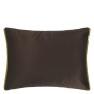 A Nyhet Designers Guild Kudde Maurier Ochre Cushion 60 x 45cm CCDG0952 (1-PACK) - Visar kudde baksida