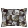 Designers Guild Kudde Maurier Graphite Cushion 60 x 45cm CCDG0953 (1-PACK) Kampanj 25% rabatt på hela köpet över 5000 kr (gäller ej rea och tyger) KOD. GTGYTKXL - Kudde  En styck