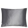Designers Guild Kudde Maurier Graphite Cushion 60 x 45cm CCDG0953 (1-PACK) Kampanj 25% rabatt på hela köpet över 5000 kr (gäller ej rea och tyger) KOD. GTGYTKXL - Visar kudde baksida
