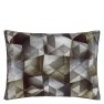 A Nyhet Designers Guild Kudde Maurier Graphite Cushion 60 x 45cm CCDG0953 (2-PACK)