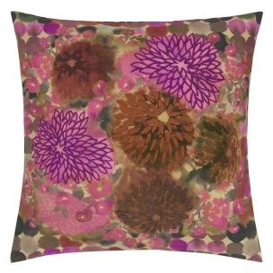 A Nyhet Designers Guild Kudde Japonaiserie Saffron Cushion 50 x 50cm CCDG0916 (2-PACK) - 2-pack Kuddar med rabatt