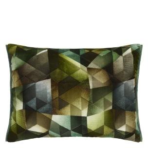 A Nyhet Designers Guild Kudde Maurier Emerald Cushion 60 x 45cm CCDG0951 (1-PACK) - Kudde  En styck