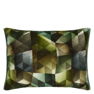 A Nyhet Designers Guild Kudde Maurier Emerald Cushion 60 x 45cm CCDG0951 (2-PACK) - 2-pack Kuddar med rabatt