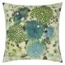 A Nyhet Designers Guild Kudde Japonaiserie Azure Cushion 50 x 50cm CCDG0917 (2-PACK) - 2-pack Kuddar med rabatt