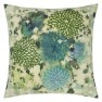 Designers Guild Kudde Japonaiserie Azure Cushion 50 x 50cm CCDG0917 (1-PACK) Kampanj 25% rabatt på hela köpet över 5000 kr (gäller ej rea och tyger) KOD. GTGYTKXL - 2-pack Kuddar med rabatt