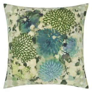 Designers Guild Kudde Japonaiserie Azure Cushion 50 x 50cm CCDG0917 (1-PACK) Kampanj 25% rabatt på hela köpet över 5000 kr (gäller ej rea och tyger) KOD. GTGYTKXL - Kudde  En styck