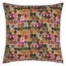 A Nyhet Designers Guild Kudde Japonaiserie Saffron Cushion 50 x 50cm CCDG0916 (1-PACK) - Visar kudde baksida