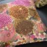 A Nyhet Designers Guild Kudde Japonaiserie Saffron Cushion 50 x 50cm CCDG0916 (1-PACK)