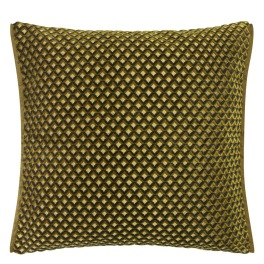 A Nyhet Designers Guild Kudde Portland Ochre Cushion 43 x 43cm CCDG0955 (1-PACK)