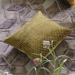 A Nyhet Designers Guild Kudde Portland Ochre Cushion 43 x 43cm CCDG0955 (2-PACK)
