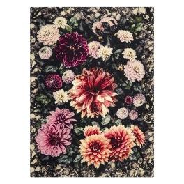 Designers Guild Pläd Dahlia Noir Fuchsia Throw 130 x 180 cm BLDG0197 digitaltrykt på 100% merino ull (1-Pack) Kampanj 25% rabatt på hela köpet över 5000 kr (gäller ej rea och tyger) KOD. GTGYTKXL