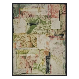 Designers Guild Pläd Fleur Nouveau Cameo Throw 130 x 180 cm BLDG0198 digitaltrykt på linne (1-Pack) Kampanj 25% rabatt på hela köpet över 5000 kr (gäller ej rea och tyger) KOD. GTGYTKXL