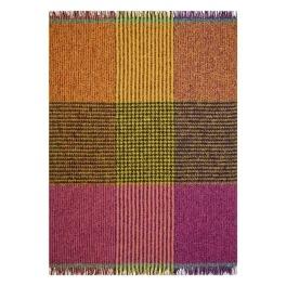 Designers Guild Pläd Katan Fuchsia Throw 130 x 180 cm Borstad mohair BLDG0199 (1-Pack) Kampanj 25% rabatt på hela köpet över 5000 kr (gäller ej rea och tyger) KOD. GTGYTKXL
