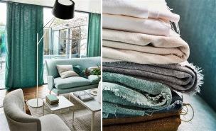 Designers Guild Tygkollektion CANEZZA FABRICS bredd 297 cm till gardin och möbler