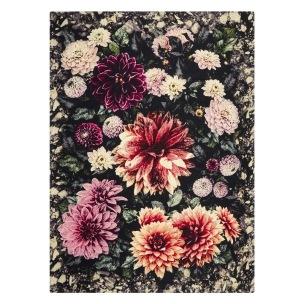 Designers Guild Pläd Dahlia Noir Fuchsia Throw 130 x 180 cm BLDG0197 digitaltrykt på 100% merino ull (1-Pack) Kampanj 25% rabatt på hela köpet över 5000 kr (gäller ej rea och tyger) KOD. GTGYTKXL - Per st