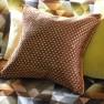 A Nyhet Designers Guild Kudde Portland Terracotta Cushion 43 x 43cm CCDG0956 (2-PACK) - 2-pack Kuddar med rabatt