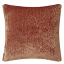 A Nyhet Designers Guild Kudde Portland Terracotta Cushion 43 x 43cm CCDG0956 (2-PACK) - Visar kudde baksida