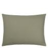 Designers Guild Kudde Uchiwa Teal Cushion 60 x 45cm CCDG0920 (2-PACK) Kampanj 25% rabatt på hela köpet över 5000 kr (gäller ej rea och tyger) KOD. GTGYTKXL - Visar kudde baksida