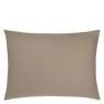 A Nyhet Designers Guild Kudde Uchiwa Ochre Cushion 60 x 45cm CCDG0921 (2-PACK) - Visar kudde baksida