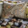 A Nyhet Designers Guild Kudde Uchiwa Ochre Cushion 60 x 45cm CCDG0921 (2-PACK)