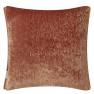 A Nyhet Designers Guild Kudde Portland Terracotta Cushion 43 x 43cm CCDG0956 (1-PACK) - Visar kudde baksida