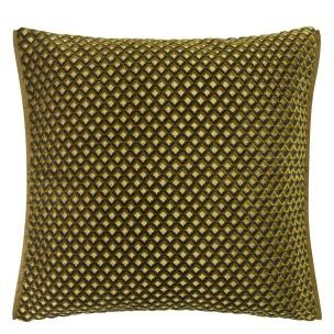 Designers Guild Kudde Portland Ochre Cushion 43 x 43cm CCDG0955 (1-PACK) Kampanj 25% rabatt på hela köpet över 5000 kr (gäller ej rea och tyger) KOD. GTGYTKXL - Kudde  En styck