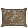 A Nyhet Designers Guild Kudde Uchiwa Ochre Cushion 60 x 45cm CCDG0921 (1-PACK) - 2-pack Kuddar med rabatt