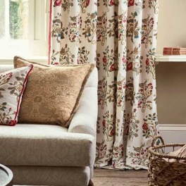 William Morris Tygkollektion LETHABY WEAVES