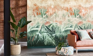 Nyhet VillaNova Tapetkollektion Ostara Wallcoverings