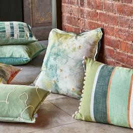 Nyhet Villa Nova Kuddkollektion Ostara Cushions Kampanj 25% rabatt på hela köpet över 5000 kr (gäller ej rea och tyger) KOD. GTGYTKXL