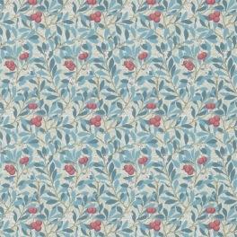 William Morris COMPILATON WALLPAPER Tapet ARBUTUS 216809 (i en färgställning)