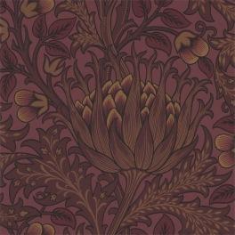 William Morris COMPILATON WALLPAPER Tapet ARTICHOKE  216850 (i en färgställning)