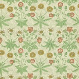 William Morris COMPILATON WALLPAPER Tapet DAISY 216838 (i en färgställning)