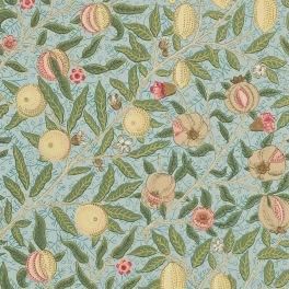 William Morris COMPILATON WALLPAPER Tapet FRUIT W/P (i två Färgställningar)