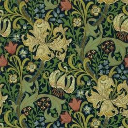 William Morris COMPILATON WALLPAPER Tapet GOLDEN LILY (i sex Färgställningar)