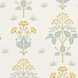 William Morris COMPILATON WALLPAPER Tapet MEADOW SWEET 216829 (i en färgställning)