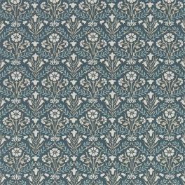 William Morris COMPILATON WALLPAPER Tapet MORRIS BELLFLOWERS 216806 (i en färgställning)