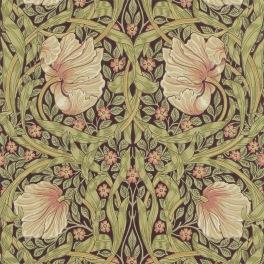 William Morris COMPILATON WALLPAPER Tapet PIMPERNEL 216852 (i tre Färgställningar)