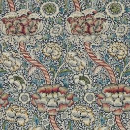William Morris COMPILATON WALLPAPER Tapet WANDLE 216849 (i tre Färgställningar)